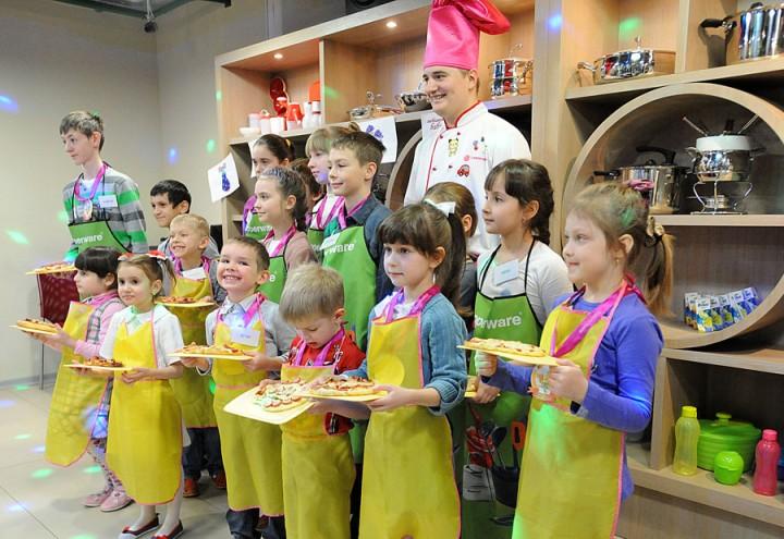 49 Учим детей готовить