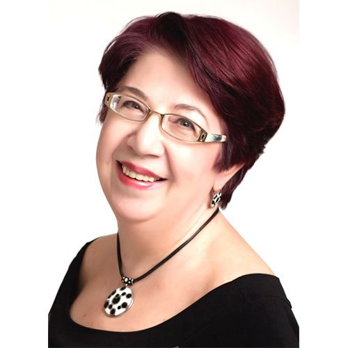 Инна Криксунова, автор более трех десятков книг о красоте и здоровом образе жизни
