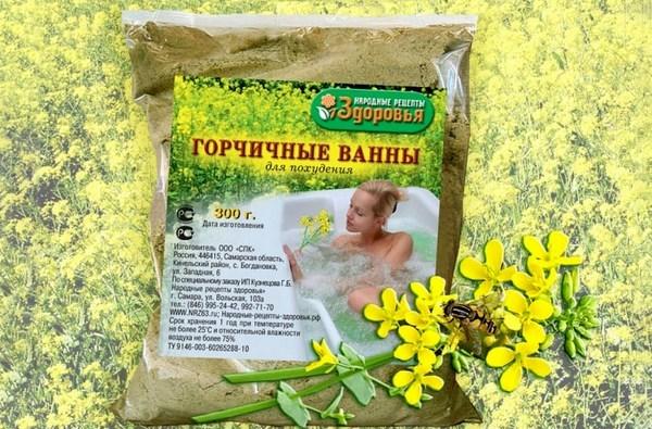Оракал. Горчичная ванна для похудения как принимать в домашних ...