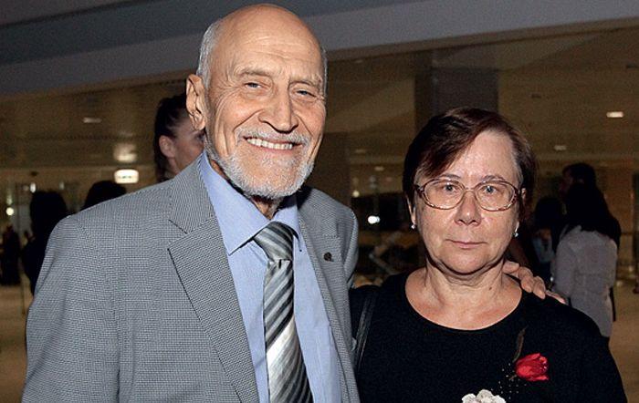 Николай и Татьяна Дроздовы. / Фото: www.salon.ru