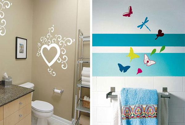Картины в ванной своими руками