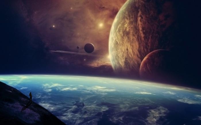 Другие планеты земного типа.