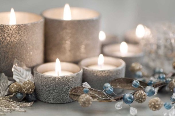 candles-silver-christmas-ornaments-915x610