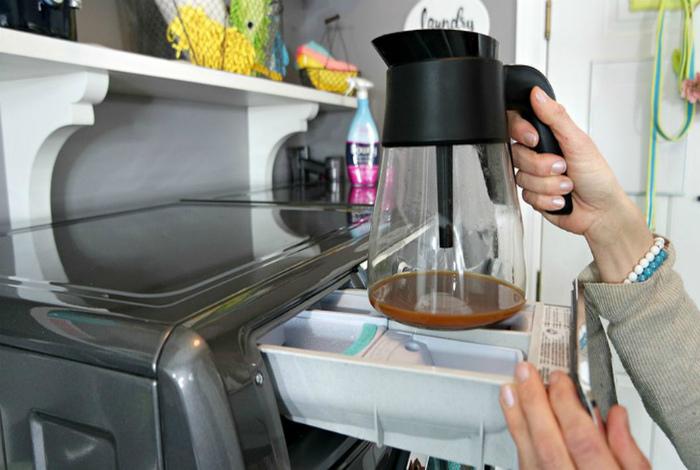 Чай и кофе для стирки.   Фото: MY.UA.