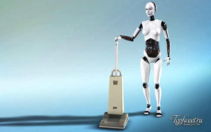 Бытовые роботы. Технологии, которые скоро изменят наш мир