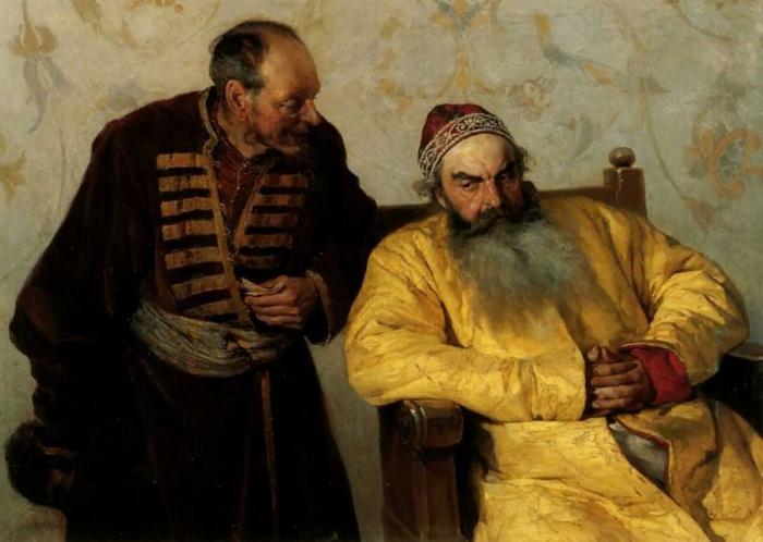 Художник Клавдий Лебедев картины
