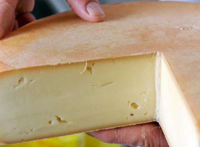 Защитить срез сыра. | Фото: Продукты питания.