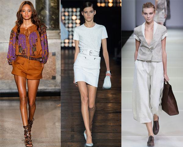 Модные блузки весна-лето 2015
