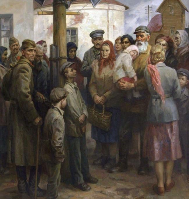 художник Олег Бороздин картины – 13
