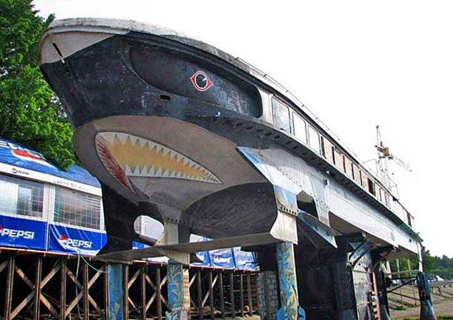 """Shark Bar"" - ""Бар Акула"" (Пермь, Россия)"