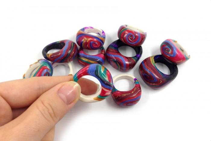 Сплошные кольца