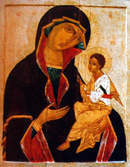 Грузинская икона Божией Матери в Москве