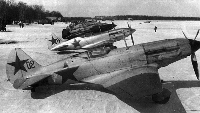 МиГ-3 - легендарный истребитель Великой Отечественной войны.