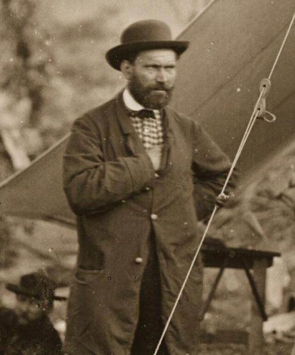 Алан Пинкертон. / Фото: www.mynet.com