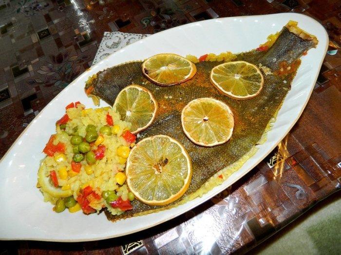 Камбала - любимое блюдо Александра III./Фото: pbs.twimg.com