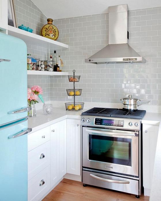 Чистая плита - неотъемлемая часть стильного интерьера