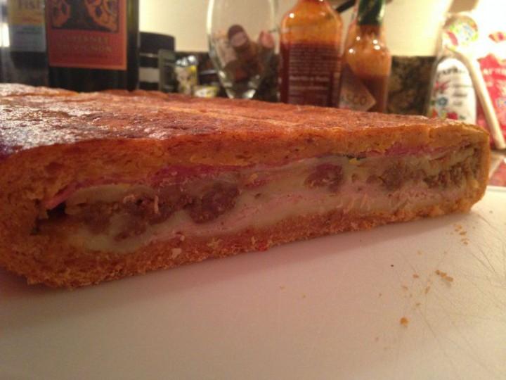бутерброд, своими руками