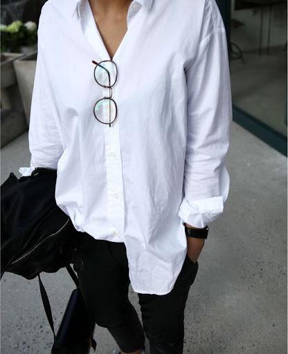 БЕЛАЯ РУБАШКА | Gorgeous girl. Сайт о моде и стиле для современной девушки.
