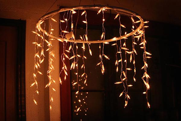 Сверкающий сад – 11 способов зажечь огоньки на открытой вечеринке фото 5