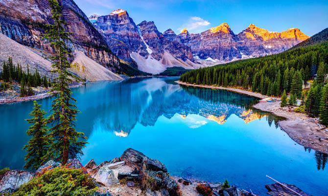 Канада озера, Интересные факты о Странах Мира