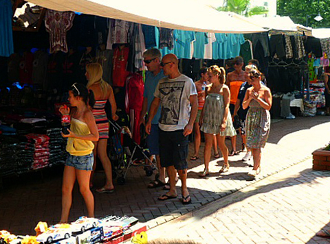 Рынок Кадрие