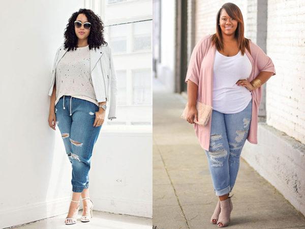 Женщины plus size невысокого роста: 5 способов выглядеть стройнее и выше