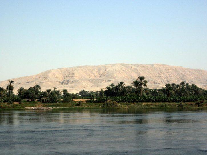Нил, Африка