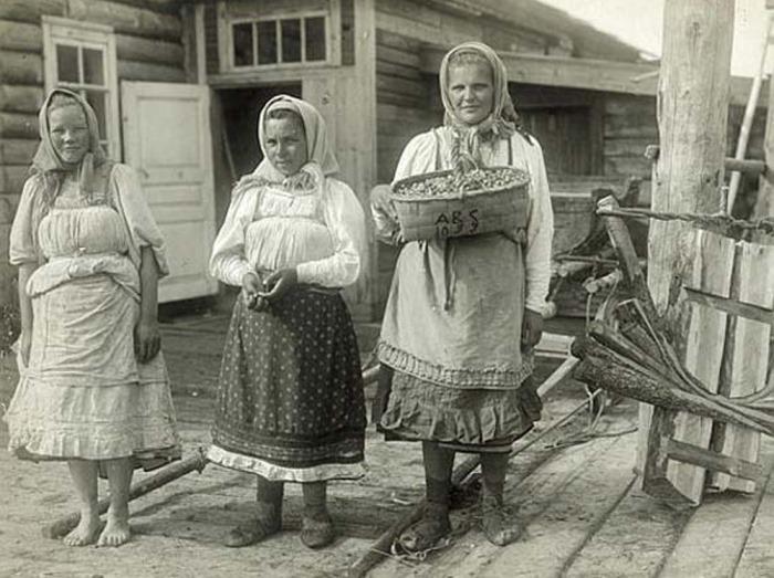Секс русских женщин за 40 в 70тые