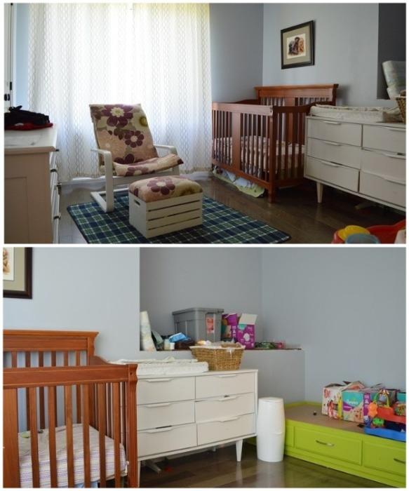 Такая загроможденная комната вряд ли понравится детям. | Фото: cpykami.livejournal.com.