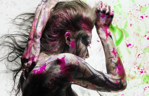 Разноцветные эмоции Иэна Кроуфорда (Iain Crawford) (18 фото)