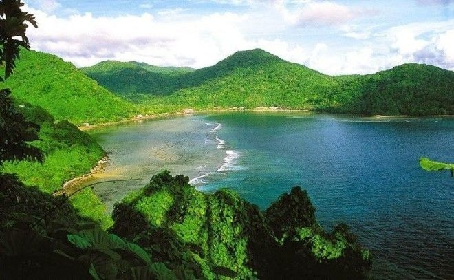 Кирибати — удивительная страна.