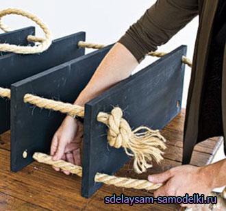 Изготовление стеллажа для дома