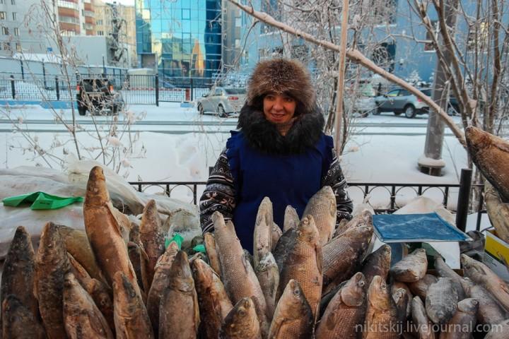 Stroganina04 Что такое настоящая якутская строганина