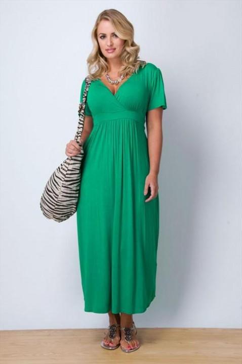 81a1ad9f00529ec Летние платья и сарафаны для полных женщин английского бренда Yours 2013