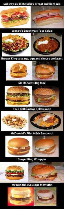 Не стоит верить рекламе и всему, что написано продукты, обман, юмор