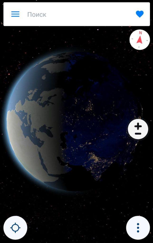 офлайн навигатор на андроид Sygic
