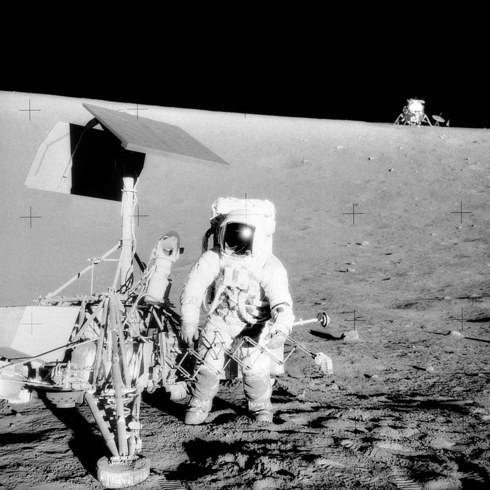 Высадка американцев на Луну сфальсифицирована Конспирология, жуткие тайны, загадки, теории заговора