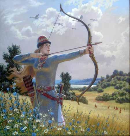 художник борис ольшанский