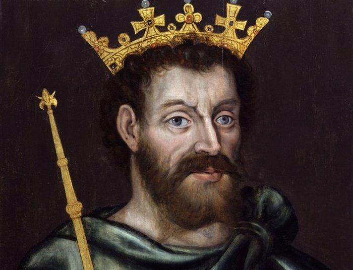 Король Иоанн Безземельный