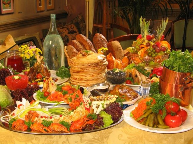 Загадки русской кухни, или что не станет пробовать иностранец (10 фото)