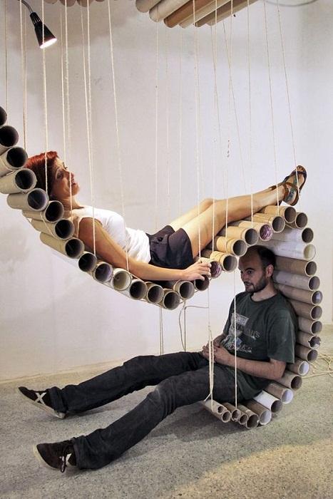 Это тот случай, когда сидишь у своего парня на голове, а он рад этому.