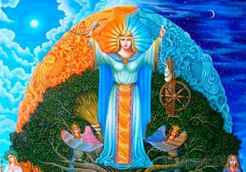 славянские боги покровители по дате рождения - микоша