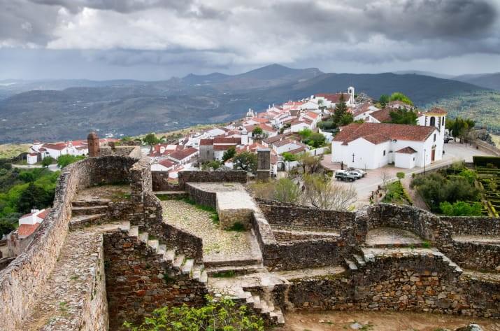 Марван, Португалия Сказочно, города, красиво, места, мир, пейзаж, планета, фото
