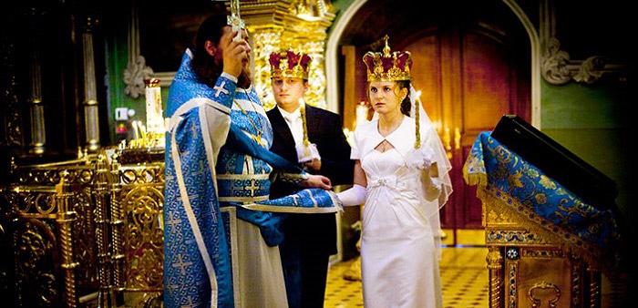 Венчание в пермских церквях лесбиянок
