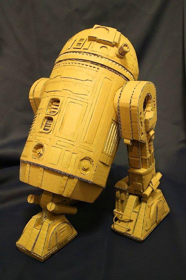 Да это же R2-D2 собственной персоной!