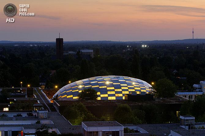 Новая библиотека в Берлине