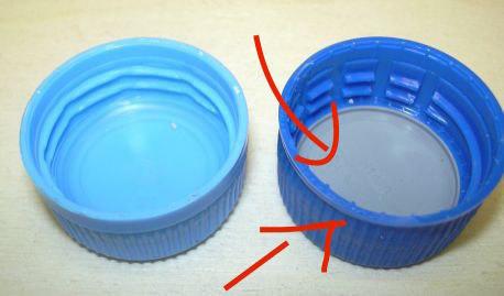 Тонкий диск под крышкой бутылок с газировкой вещи, смысл, удивительное рядом