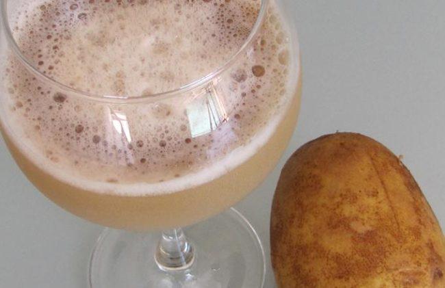 картофельный сок при геморрое