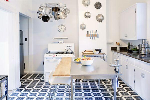 Кухня в холостяцкой квартире