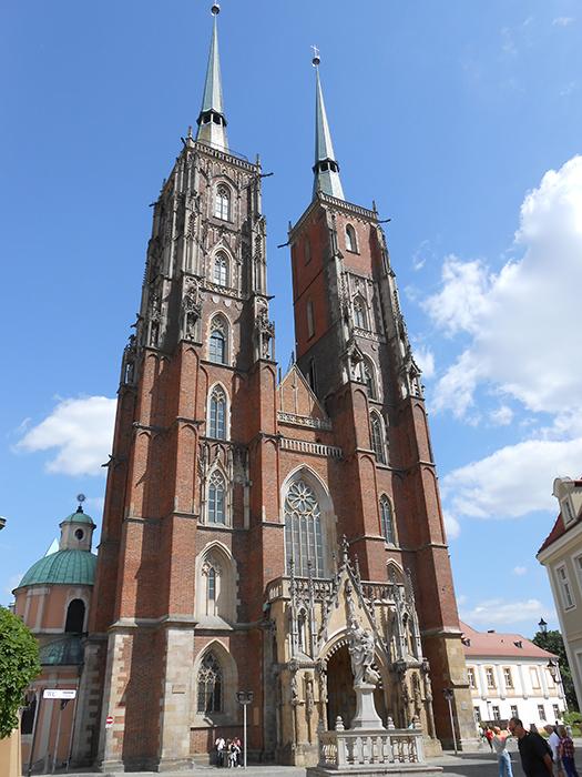 Собор Иоанна Крестителя во Вроцлаве
